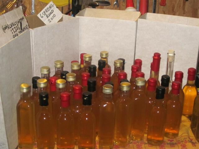 Wijnen van de Zessprong