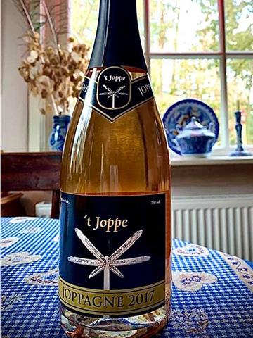 Joppagne wijn 2017